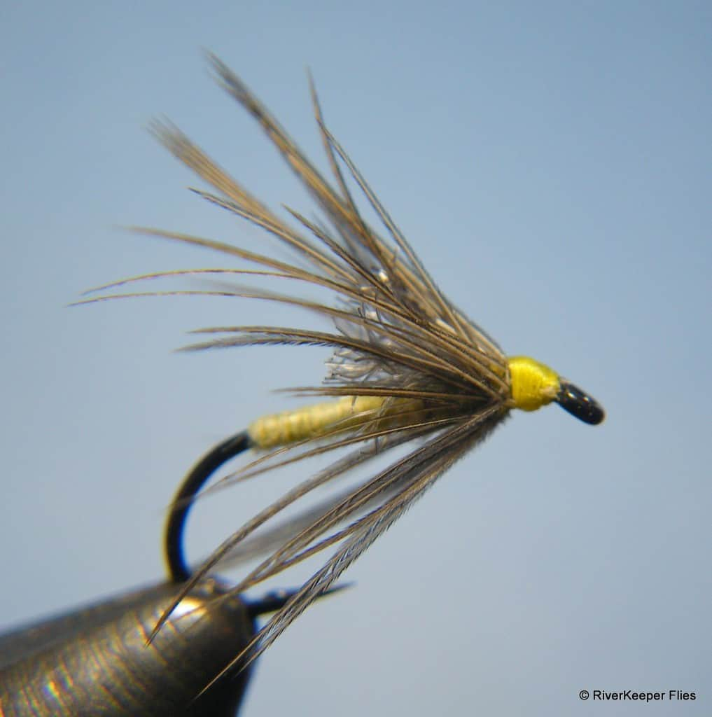 RiverKeeper Soft Hackle Cripple - PMD | www.johnkreft.com