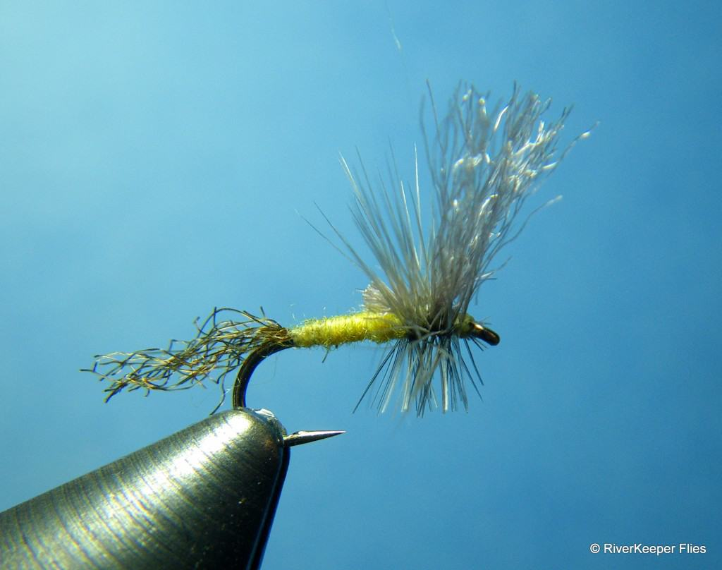 PMD Mayfly Cripple|www.johnkreft.com