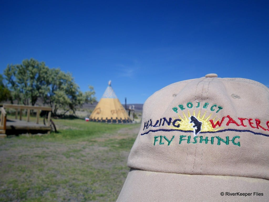 Project Healing Waters Hat