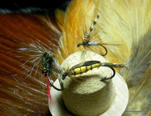 My Old Flies | www.johnkreft.com