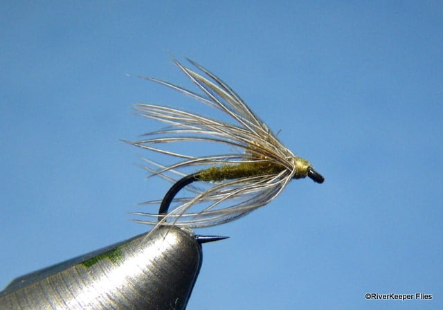 RiverKeeper Soft Hackle Cripple - BWO | www.johnkreft.com