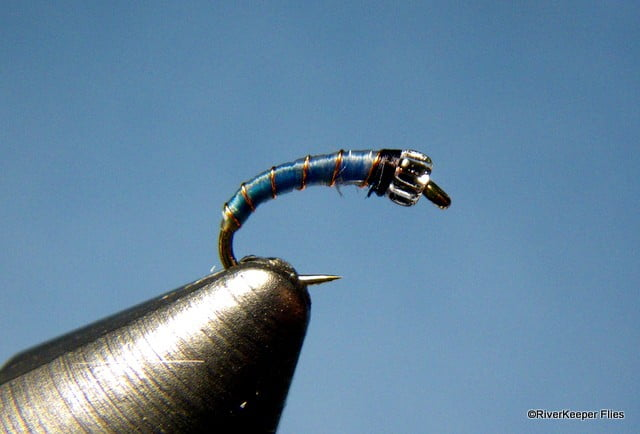 Miracle midge for Midge fly fishing