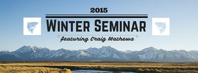 Winter Seminar | www.johnkreft.com