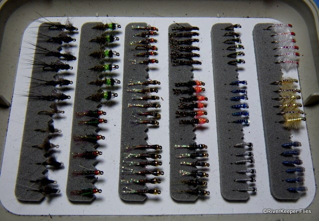 Crooked River Flies - Done | www.johnkreft.com