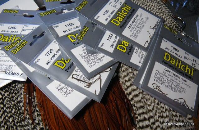 Daiichi Sample Hooks | www.johnkreft.com