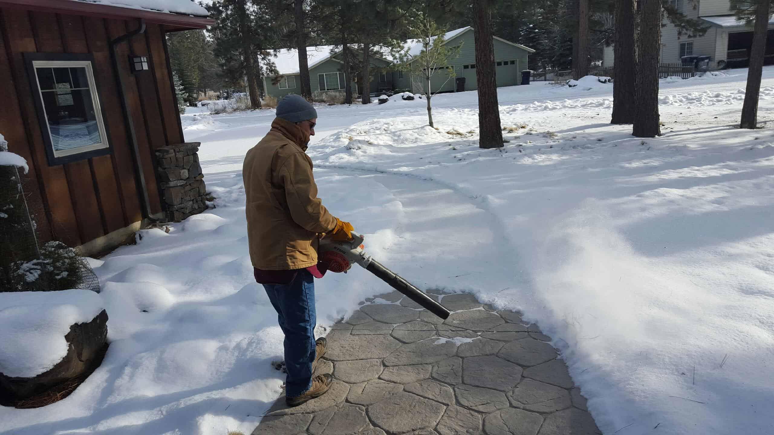 Blowing Snow | www.johnkreft.com