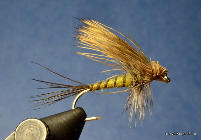Green Drake Hairwing Dun | www.johnkreft.com