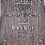 COF Flyfisher of the Year | www.johnkreft.com