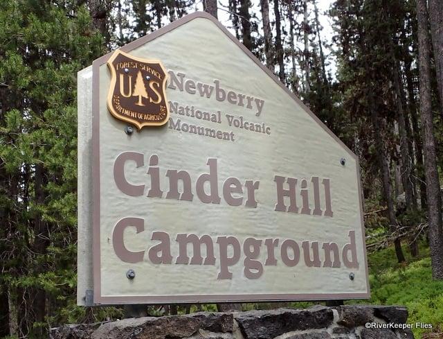 Cinder Hill Campground | www.johnkreft.com