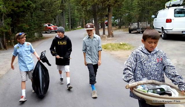 Next Cast Cleanup Duty | www.johnkreft.com