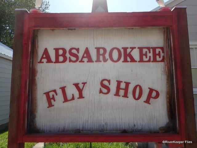 Absarokee Fly Shop | www.johnkreft.com