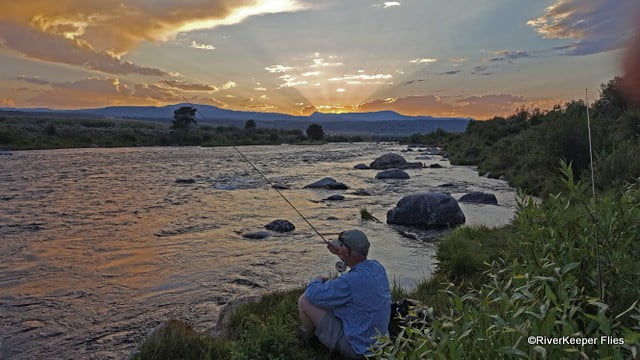 Madison River - Relaxed Fishing | www.johnkreft.com