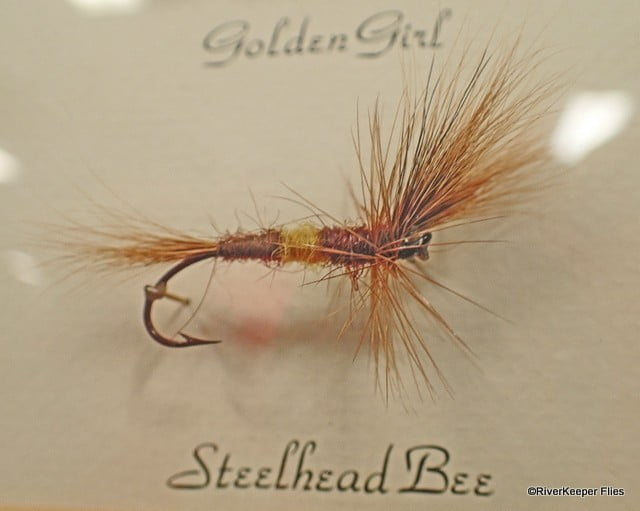 Steelhead Bee | www.johnkreft.com
