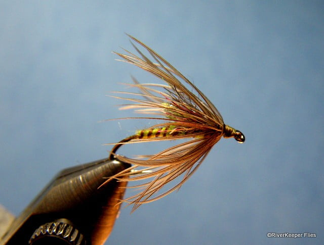 RiverKeeper Soft Hackle Cripple Green Drake | www.johnkreft.com