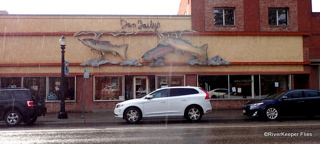 Dan Bailey's Fly Shop Livingston, MT | www.johnkreft.com