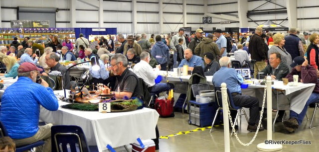 2016 NW Expo Fly Tyers | www.johnkreft.com
