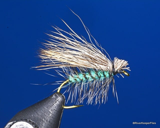 McKenzie Caddis Dry Fly | www.johnkreft.com