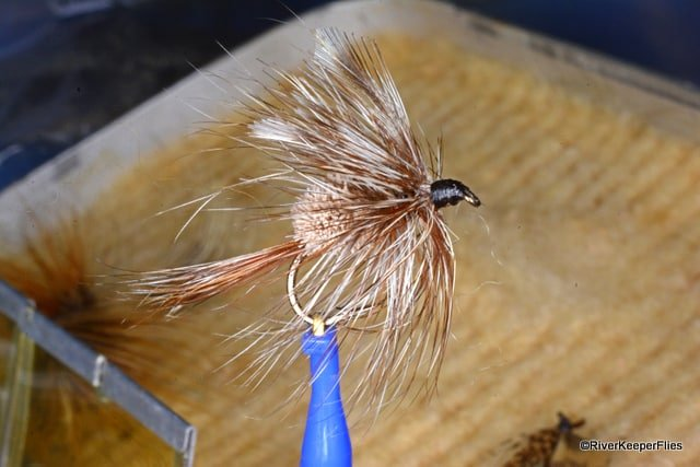 Old Aluminum Fly Box Fly | www.johnkreft.com