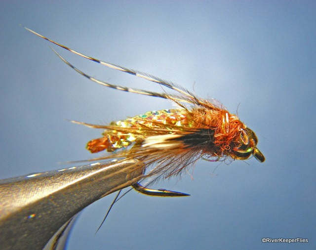Silvey's Caddis Pupa | www.johnkreft.com