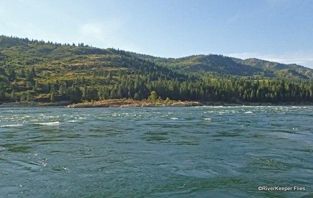 Upper Columbia River Water | www.johnkreft.com