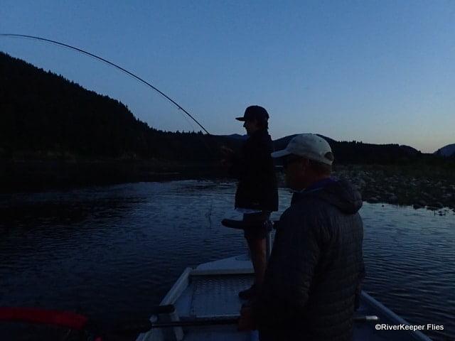Upper Columbia River at Dusk | www.johnkreft.com