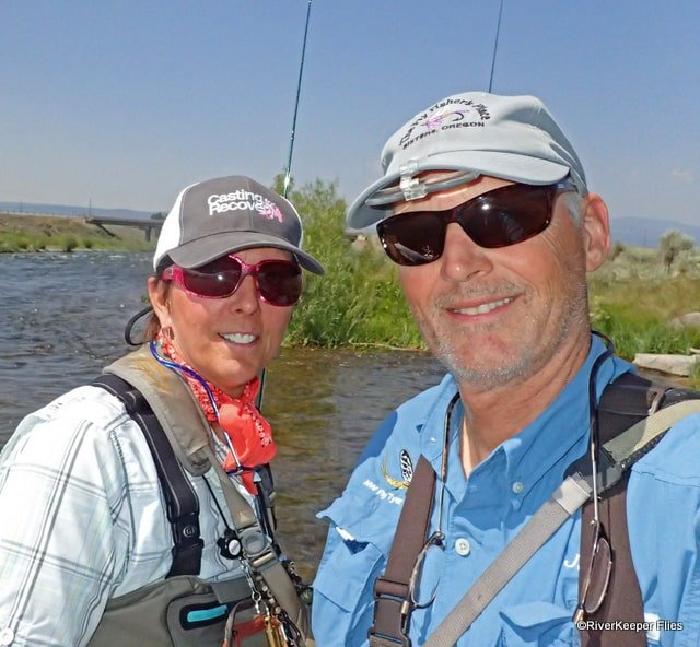 2017 Fly Fishing Road Trip Selfie | www.johnkreft.com