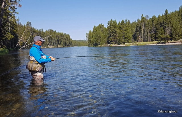 Fishing the Yellowstone River | www.johnkreft.com