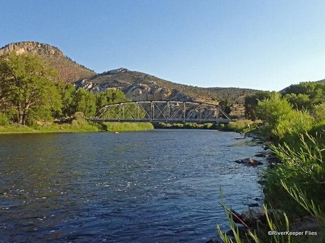 Maiden Rock Bridge, Big Hole River, MT | www.johnkreft.com