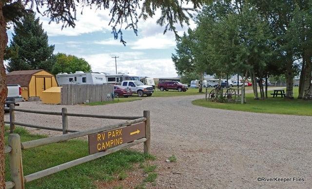 Sportsman RV Park in Melrose, MT | www.johnkreft.com
