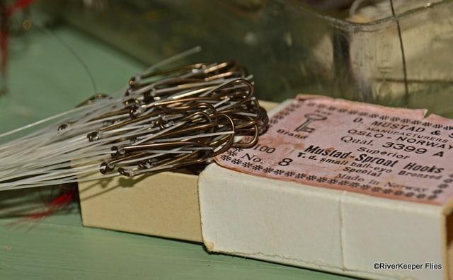 Old Mustad Hooks | www.johnkreft.com
