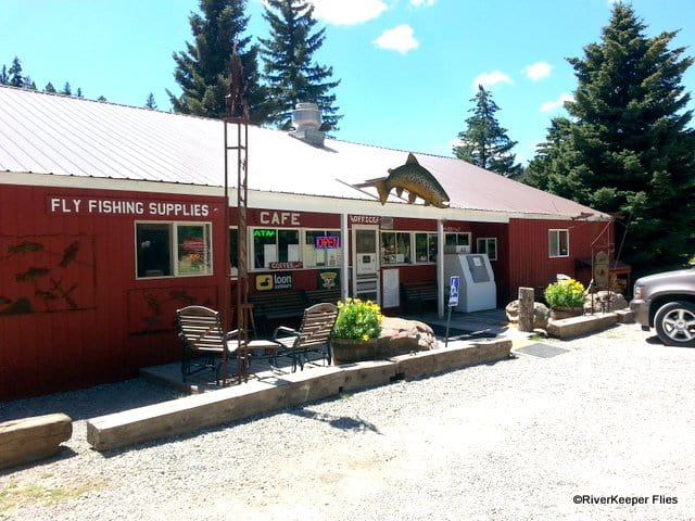 Campfire Lodge and Fly Shop - Madison River MT