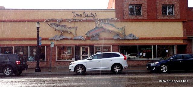 Dan Bailey's Fly Shop, Livingston MT