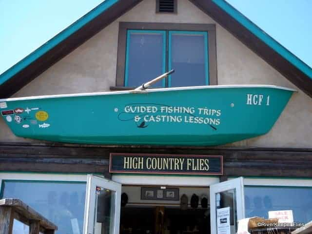 High Country Flies - 2008