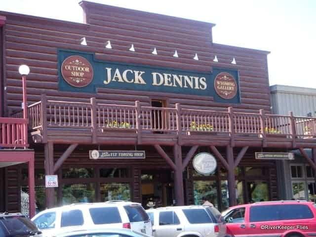 Jack Dennis Outdoor Shop - Jackson Hole - 2008