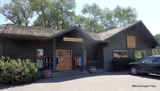 Yellowstone Angler Fly Shop - Livingston, MT