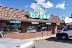 Chuck Stranahans Flies Guides - Hamilton, MT