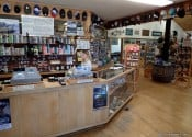 Inside of Yellowstone Angler Fly Shop - Livingston, MT