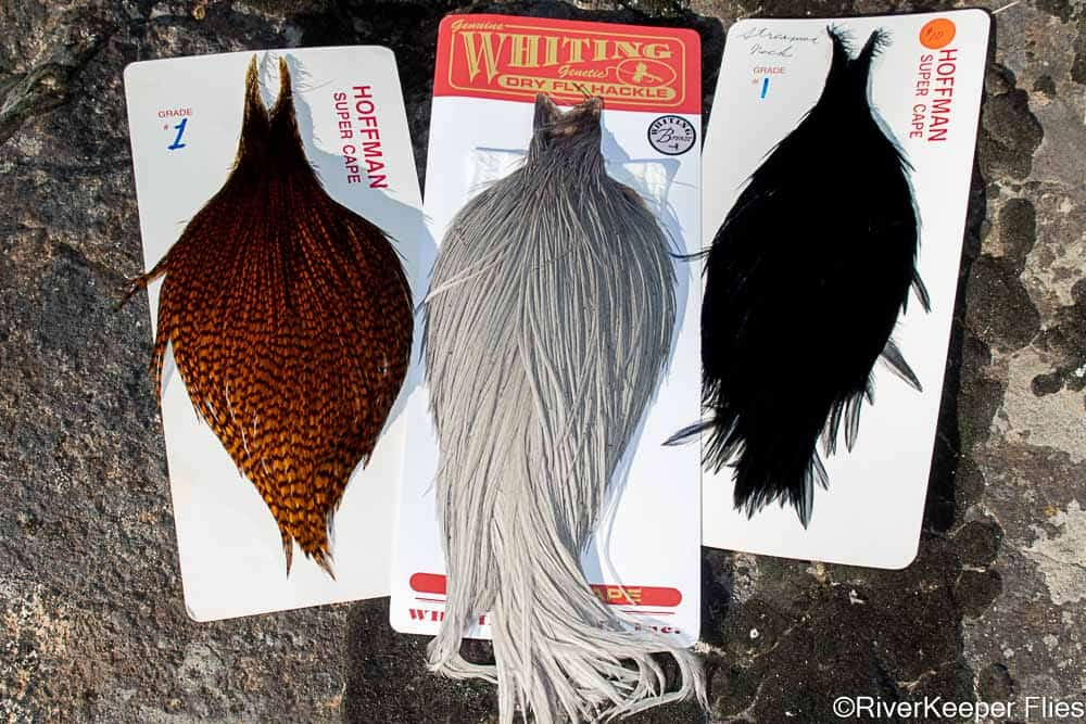 Hoffman Super Capes vs New Whiting Cape