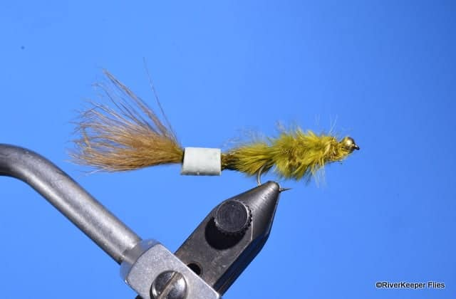 LaFontaine Bead Head Marabou Worm