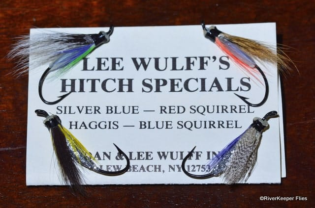 Lee Wulff's Hitch Specials