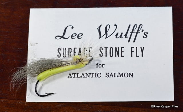 Lee-Wulff's Surface Stone Fly