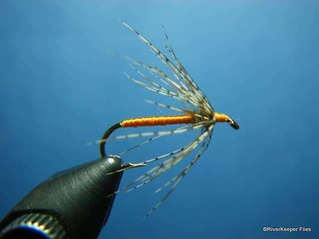Partridge and Orange Soft Hackle