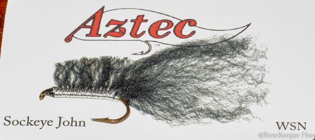 Sockeye John Aztec Fly