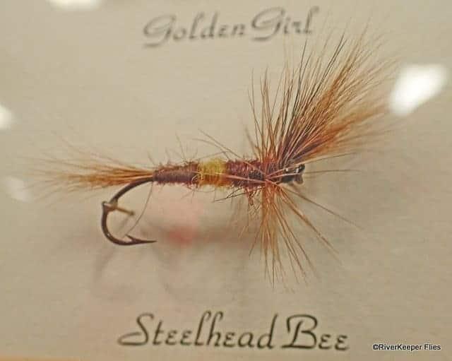 Steelhead Bee