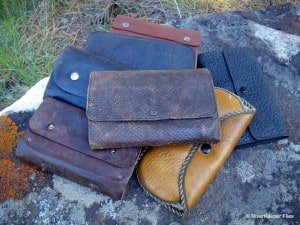 Antique Fly Wallets Revisited