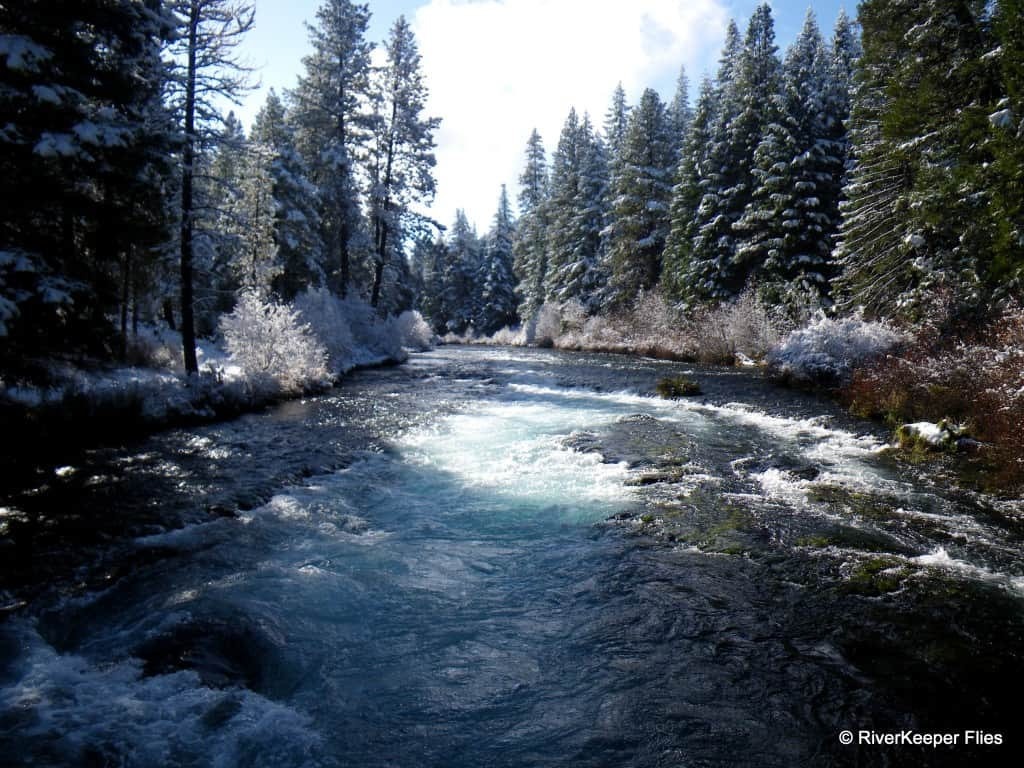 Metolius Water Winter|www.johnkreft.com