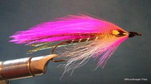 Carrie Stevens Pink Beauty Streamer