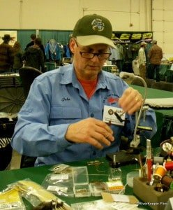 Winter Fly Tying and Fly Fishing Shows