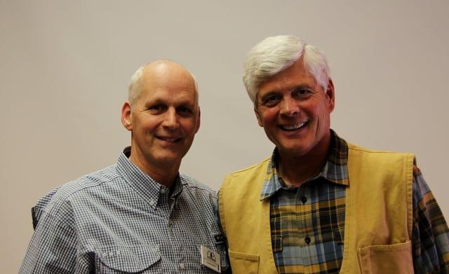 John and Craig   www.johnkreft.com