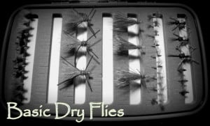 Basic Dry Flies | www.johnkreft.com
